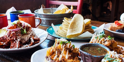 $55 -- Chronicle Top 100: Dinner for 2 w/Drinks at Nido