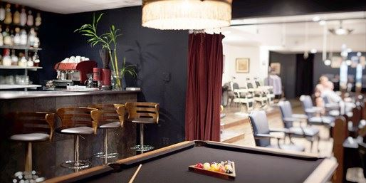 John Allan's: Gents Grooming, Drinks & Shoeshines, Save 40%