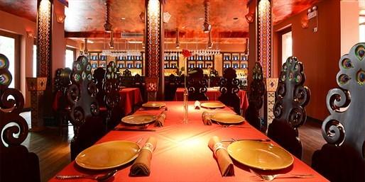 ¥268 -- 彩云之南的美味邀约 古驿云南民族餐厅 2 - 3 人餐 午晚通用