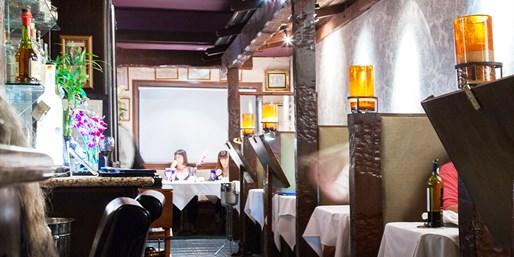$59 -- Zagat Pick: 'Romantic' French Dinner for 2, Reg. $140