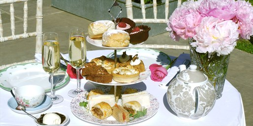£29 -- 5-Star Kent Afternoon Tea & Bubbly for 2, Was £44