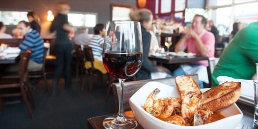 $59 -- Zane's Hermosa Beach Dinner & Drinks for 2, Reg. $109