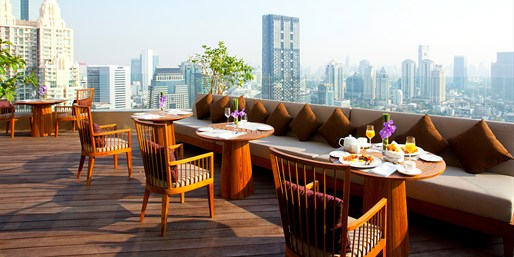 £45 -- Bangkok: 5-Star Hotel w/Upgrade & Rooftop Cocktails