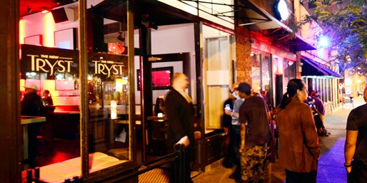 Tryst Lounge: Cocktails or Private Party, up to 70% Off