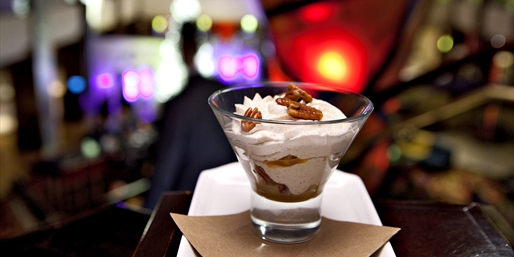 $25 -- Mag Mile: Sparkling Wine & Sweets for 2, 50% Off