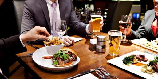 Michigan Avenue: Dinner, Drinks or Desserts, Save 40-50%