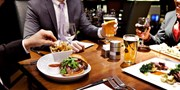$50 -- Chicago's Michigan Avenue: Dinner for 2, 50% Off