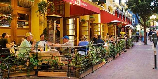 $69 -- Acqua Al 2: 50% Off Italian Dinner w/Bubbly