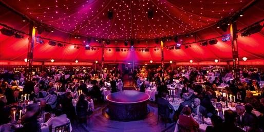 ab 85 € -- Palazzo: Neue Show & Dinner in 5 Städten