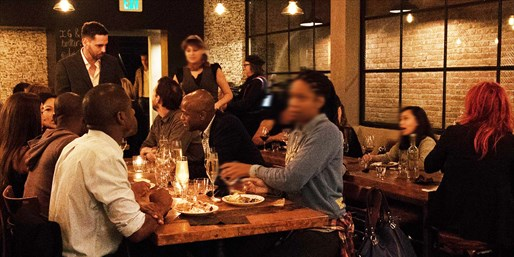 $35 -- Underground Wine Cave: Drinks & Apps at D'Vine