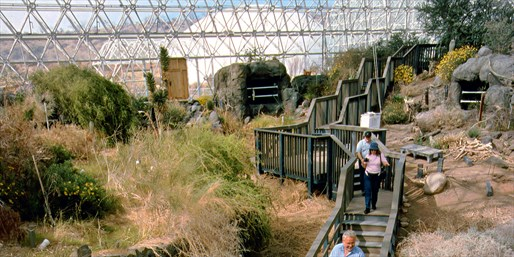 $25 -- Time Mag Pick: Two Tickets to Biosphere 2, Reg. $40
