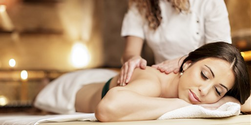$65 -- 'Stylish' LES Hotel Spa: Massage or Facial, Save 55%