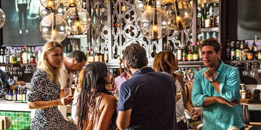Social Club at Surfcomber: 55% Off Drinks & Apps