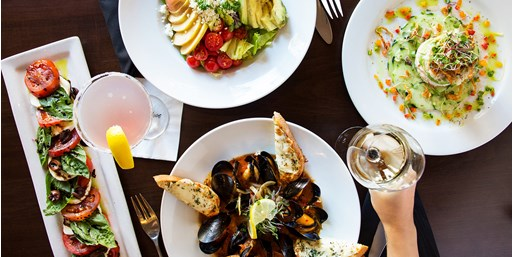 $59 -- Walnut Creek: Dinner for 2 Downtown at 1515
