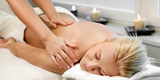 $35 & up -- Back Bay Aveda Spa: Massage or Facial