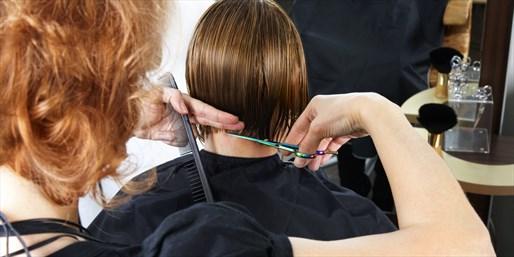 Aveda Spa: Haircuts or Keratin Treatment, Save up to 50%