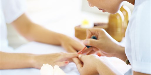 $25 -- Brampton Salon: Spa Manicure & Pedicure, Reg. $50