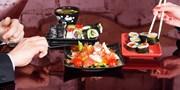 $25 -- Red Koi: 'Inventive' Sushi Dinner for 2, Reg. $45