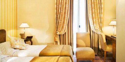 139 € -- Paris: Hotel im Goldenen Dreieck & Champagner, -47%