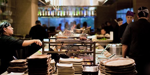 $29 -- Roka Akor: Cocktails & Small Plates for 2, Half Off