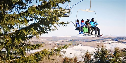 $39 -- Mansfield Ski Club: Lift Ticket, Reg. $71