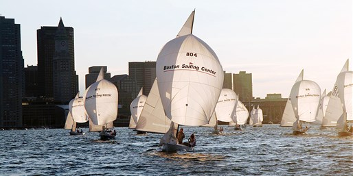 Learn to Sail on Boston Harbor, from $99