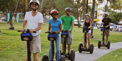 $35 -- Miami River Segway Tour, Save 50%