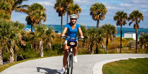 $19 -- South Beach: Art Deco Bike Tour, Save 50%