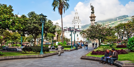 Ecuador 7-Nt. Escorted Trip w/Tours, From $1,660