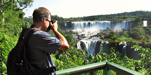 Brazil: 5-Night Adventure incl. Iguazu Falls, From $1,224