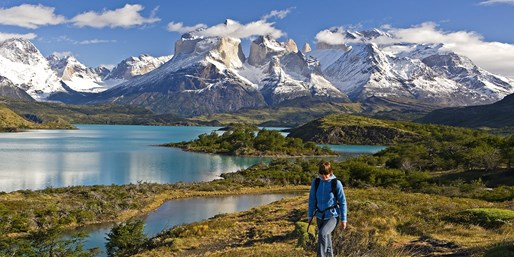 Chile and Argentina: 14 Nt. Patagonia Adventure, From $2,500