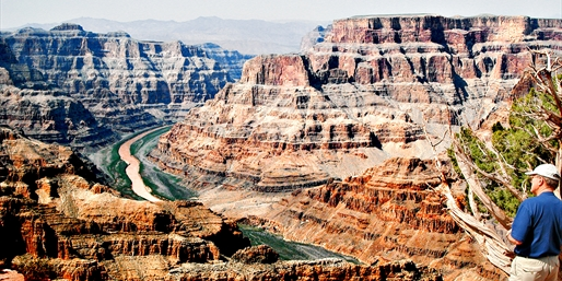 $199 & up -- All-Day Grand Canyon & Hoover Dam Tours w/Meals