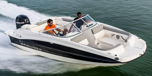 $79 & up -- Boat Rental for up to 5, Save 50%