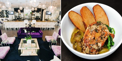 New Rochelle: Lunch or Dinner at NoMa Social, Half Off