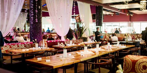 $65 -- Geisha House 4-Course Steak Dinner for 2 w/Drinks