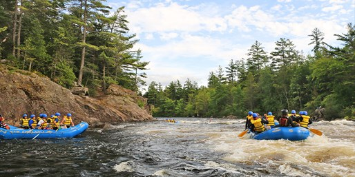 Best of New England: Rafting All Season, 40% Off