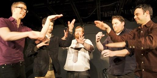 iO Chicago: Improv Comedy Tickets for 2-4, Half Off