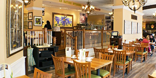 'Charming' Meli Cafe: Dining at 3 Locations, Save up to 50%