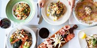 $40 -- Half Off Italian Dinner for 2 w/Wine in Santa Monica