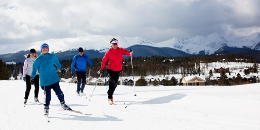 $22 -- Breckenridge: Cross-Country Ski or Snowshoe, Reg. $40