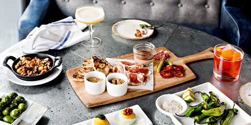 $20 -- Half Off Wine & Charcuterie for 2 at Loews Boston