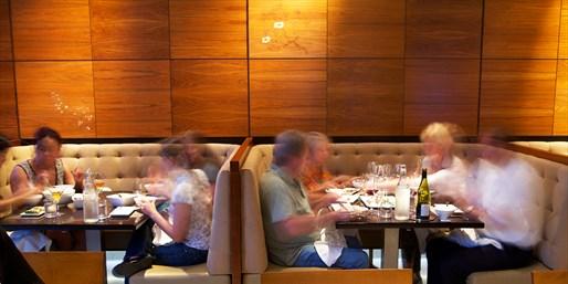 Lukshon: Dinner at LA Times 'Best Restaurant' Pick