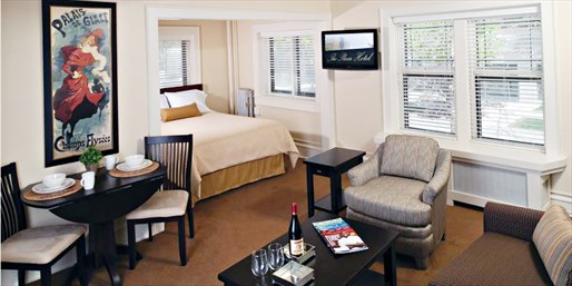 $99 -- Milwaukee Hotel into Spring, incl. Parking