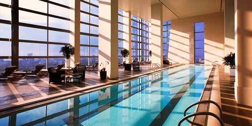 $99 -- Atlantic City: Luxe Spa Day with Massage and Pool