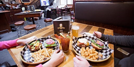 Lincoln Park: Burgers & Craft Beers or Brunch, 50% Off
