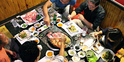 $49 -- Chicago Mag-Praised Korean Barbecue, Reg. $100