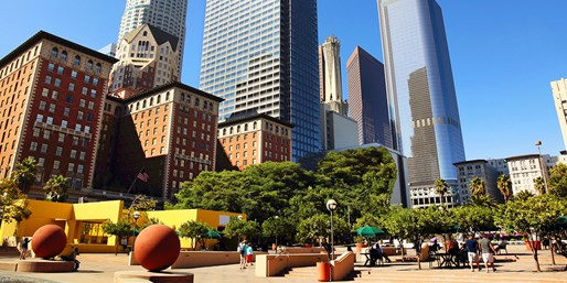 $18 -- Walking Tours of Downtown LA, Reg. $30