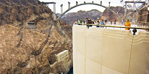 $40 & up -- Hoover Dam or Grand Canyon Tours