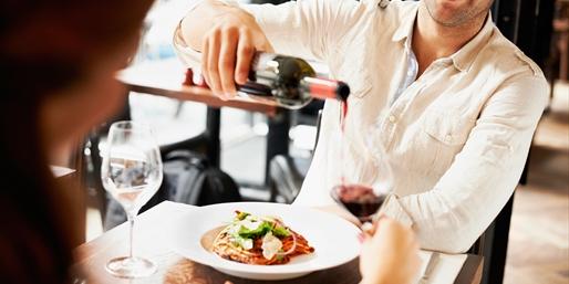 $39 -- La Vinoteca: Dinner & Drinks for 2, Save 35%