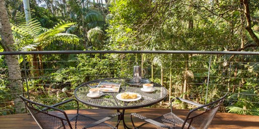 $318 -- Australia: 2-Nt. Tree House Escape on Gold Coast